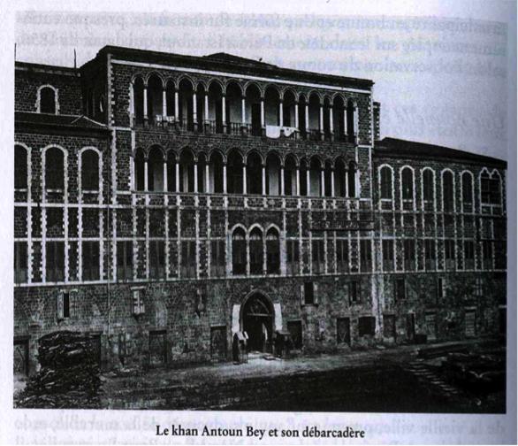 Khan Antoun Bey (1852)