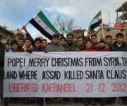 Cartellone di Kafranbel