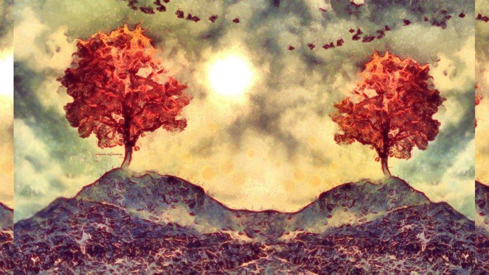 L'albero del sangue sacro