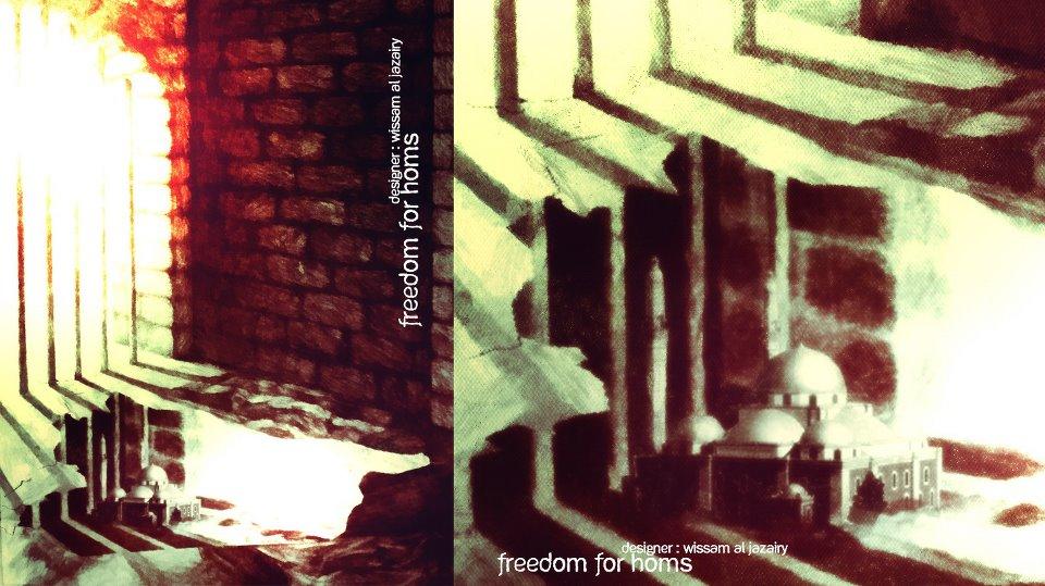 Libertà per Homs