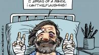 Il quotidiano panarabo con sede a Londra ash-Sharq al-Awsat ha pubblicato un articolo sul vignettista siriano Ali Farzat contattato telefonicamente qualche giorno dopo essere stato aggredito a Damasco da tre […]