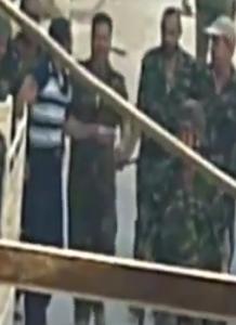 Arresti a Hama, 9 settembre 2011