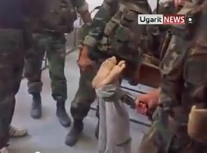 Torture in una scuola siriana
