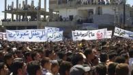 L'imponente dispiegamento di agenti, militari e bande fedeli al presidente siriano Bashar al Assad non ha impedito a migliaia di manifestanti di scendere in strada anche oggi, 30/mo venerdi' consecutivo […]
