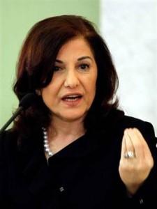 Buthayna Shaaban, consigliere presidenziale di al-Asad