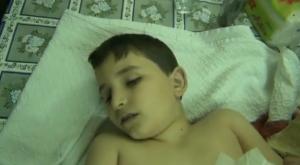 Ibrahim Shayban, 11 anni