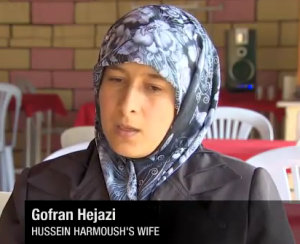 Ghufran Hijazi, sedicente moglie di Harmush