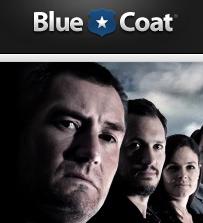 Il logo della Blue Coat Systems