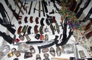 Armi sequestrate in Siria, SANA, ottobre 2011