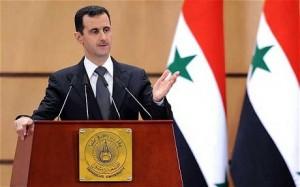 Bashar al Assad, 2011