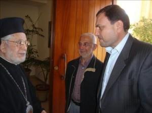 Hazim e Ghaleb Abu Zeinab di Hezbollah
