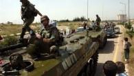 """Il regime siriano """"ha usato gas velenosi"""" per riprendere il controllo di una cittadina nella regione centrale di Homs, ai primi del mese caduta sotto il controllo di soldati disertori. […]"""