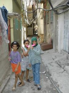 Dentro Ayn al-Helwe