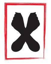 Il logo del movimento non violento siriano