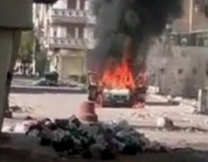 Homs, 24 novembre 2011