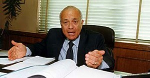 Nabil al Arabi, segretario generale della Lega Araba