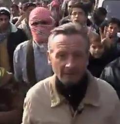 Stuart Ramsay, Homs, dicembre 2011