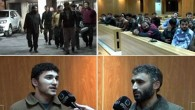 """La tv di Stato siriana ha trasmesso nelle ultime ore le interviste ad alcuni dei 755 detenuti rilasciati il 28 dicembre 2011 perché """"non si sono macchiati di crimini di […]"""