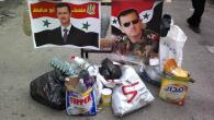 """Dagli Studios di Doha un'altra puntata della Fiction """"Repressione in Siria"""". Cosìi sostenitori della repressione del regime in Siria descriveranno il video che segue. Per loro è ovviamente l'ennesimo falso. […]"""