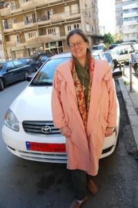 Gloria, la tassista di Beirut (Elisa Piccioni, Beirut 2011)