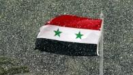 Stamani 18 febbraio Damasco si è ritrovata sotto una coltre bianca di neve. La bandiera nazionale che sventola tra la neve e un angolo di un parco vicino a piazza […]