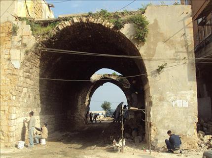 Quel che rimane del vecchio cinema Empire, Tiro (Safir, 2 febbraio 2012)