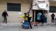 Riceviamo e pubblichiamo il video del noto giornalista freelance di Homs, Khaled Abu Saleh, oggi ferito nel quartiere di Bab Amr di Homs, città che si trova sotto l'assedio dell'esercito […]
