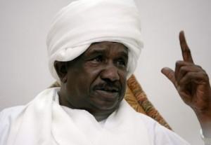 Il generale Muhammad al Dabi