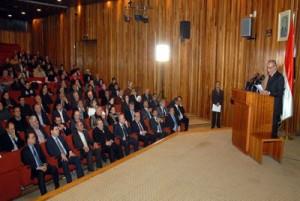 Premio Giornalistico Siria 2010, Damasco (Sana)
