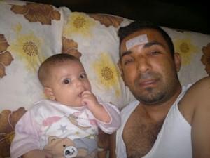 Rami al-Sayyed lascia una figlia, Miriam, di un anno e mezzo.