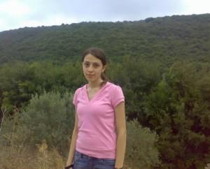 Yara Shammas, 21 anni, cittadina siriana.