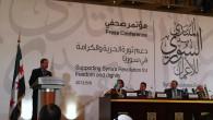 Costituire un fondo di 300 milioni di dollari per sostenere la rivoluzione siriana. E' l'obiettivo di centinaia di uomini d'affari siriani all'estero e in patria, riunitisi a Doha mercoledì 6 […]