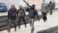 """(Thomas Pierret, per Mediapart, 30 giugno 2012). Dans son édition du 27 juin 2012,Le Figarorévèle que les rebelles de l'Armée Syrienne Libre (ASL) auraient """"récupéré des roquettes RPG 9 puisées […]"""