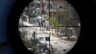 Aerei militari contro fucili. Succede ad Aleppo, nel nord della Siria. Mentre i ribelli si concentrano nelle aree urbane, bombardate indiscriminatamente dall'artiglieria e dagli aerei militari, cresce il numero delle […]