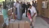 Gli Hezbollah libanesi, alleati dell'Iran e del regime siriano, affermano di portare aiuti umanitari a un imprecisato numero di profughi siriani fuggiti in Libano. In un comunicato emesso nelle ultime […]