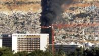 (di Lorenzo Trombetta) Fumata nera e fumata bianca: la prima è l'effetto dei bombardamenti tradizionali, la seconda è causata dall'esplosione di barili-bomba, pieni di dinamite e pezzi di ferro. Gliabitanti […]