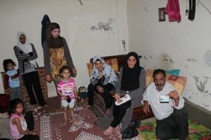 La famiglia di Mahmud e Munira (Jessica Chillemi/2013)