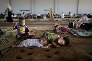 Oltre un milione di siriani sono fuggiti nel vicino Libano. Di loro chi se ne occupa?