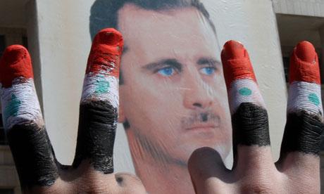 Pro-Bashar