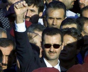 Bashar al Asad, 2002 (archivio)