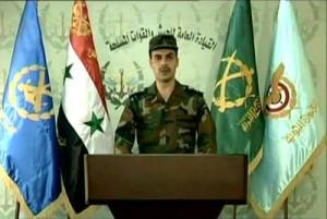portavoce delle forze armate fedeli ad Asad (Sana)