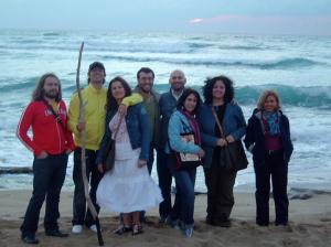 Spiaggia di Mansuri, 2006