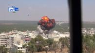 (di Lorenzo Trombetta). L'elicottero militare sgancia il suo inedito carico di morte contenuto in un cassone dell'acqua riempito di tritolo e ferraglie: è la nuova arma del regime siriano per […]