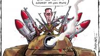 """Dopo poco meno di un mese di acrobazie retoriche, possiamo togliere """"presunto"""" nel riferirci all'attacco con gas compiuto da ignoti nella regione di Damasco, in particolare nella periferia meridionale e […]"""