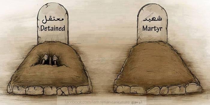 martire - detenuto