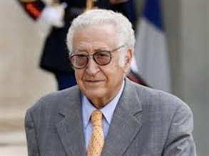 Lakhdar Brahimi (archivio)