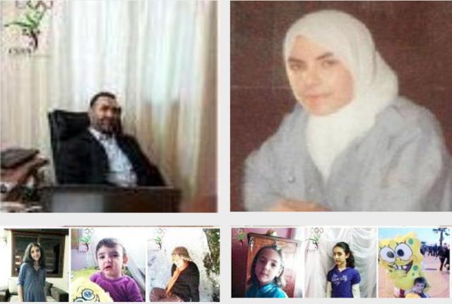 Yassin e famiglia