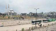 """(di Lorenzo Trombetta, ANSA). Una bambina con un peluche rosso in mano di fronte alle rovine della """"sua casa"""" a Homs distrutta, e due preti ortodossi in una chiesa danneggiata […]"""