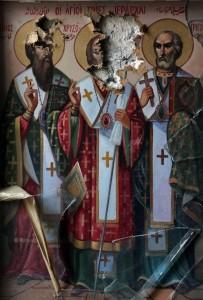 une-icone-endommagee-du-monastere-de-sainte-thecle-a-maaloul_1597646