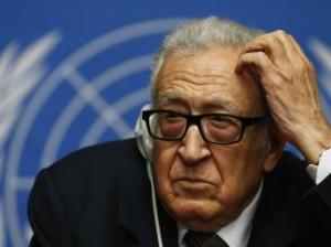 Lakhdar Brahimi (archivio, Internet)